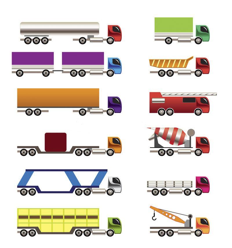 goodway logistics list of truck types. Black Bedroom Furniture Sets. Home Design Ideas