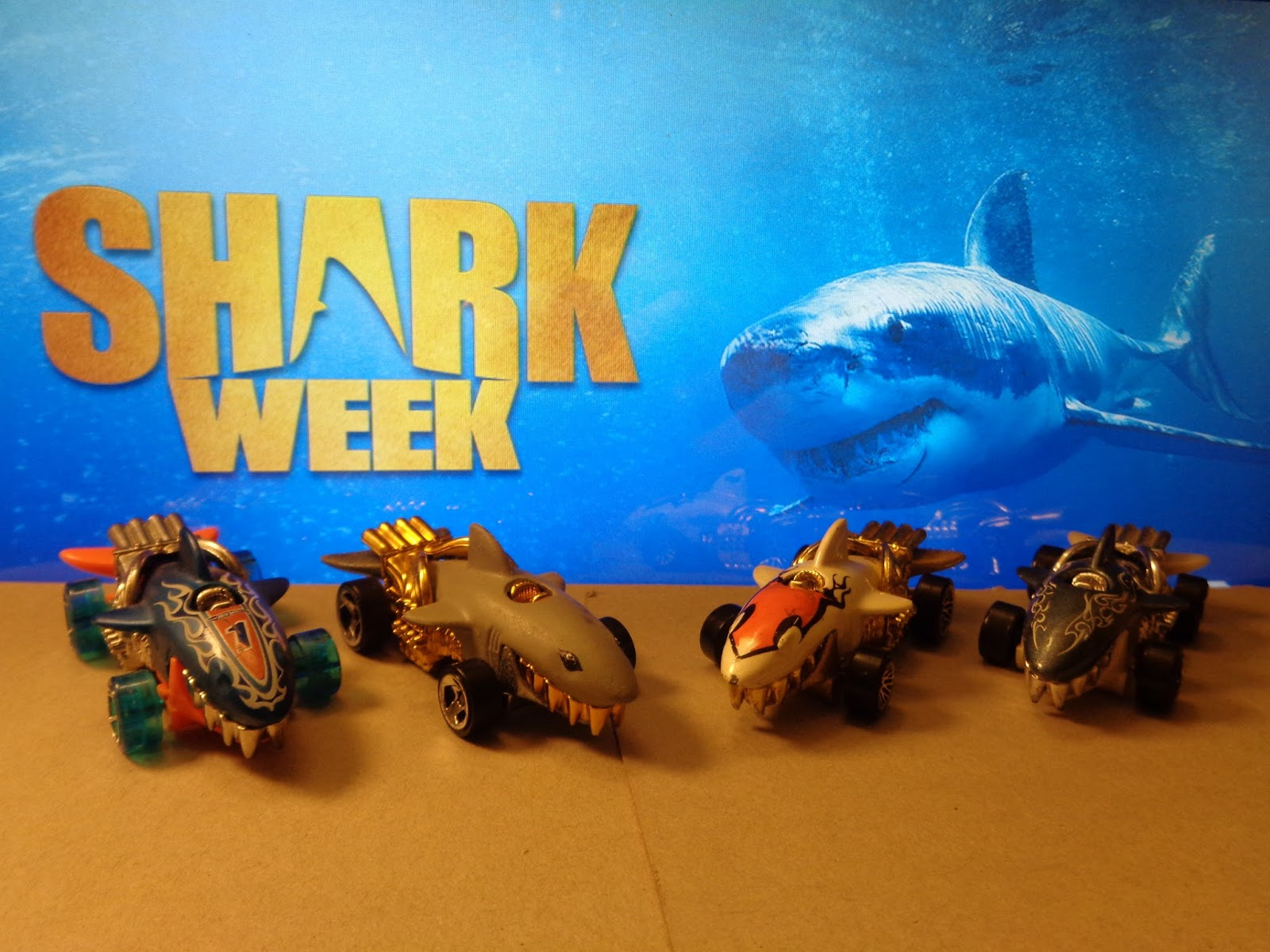 Shark Toys At Walmart : J and toys shark week