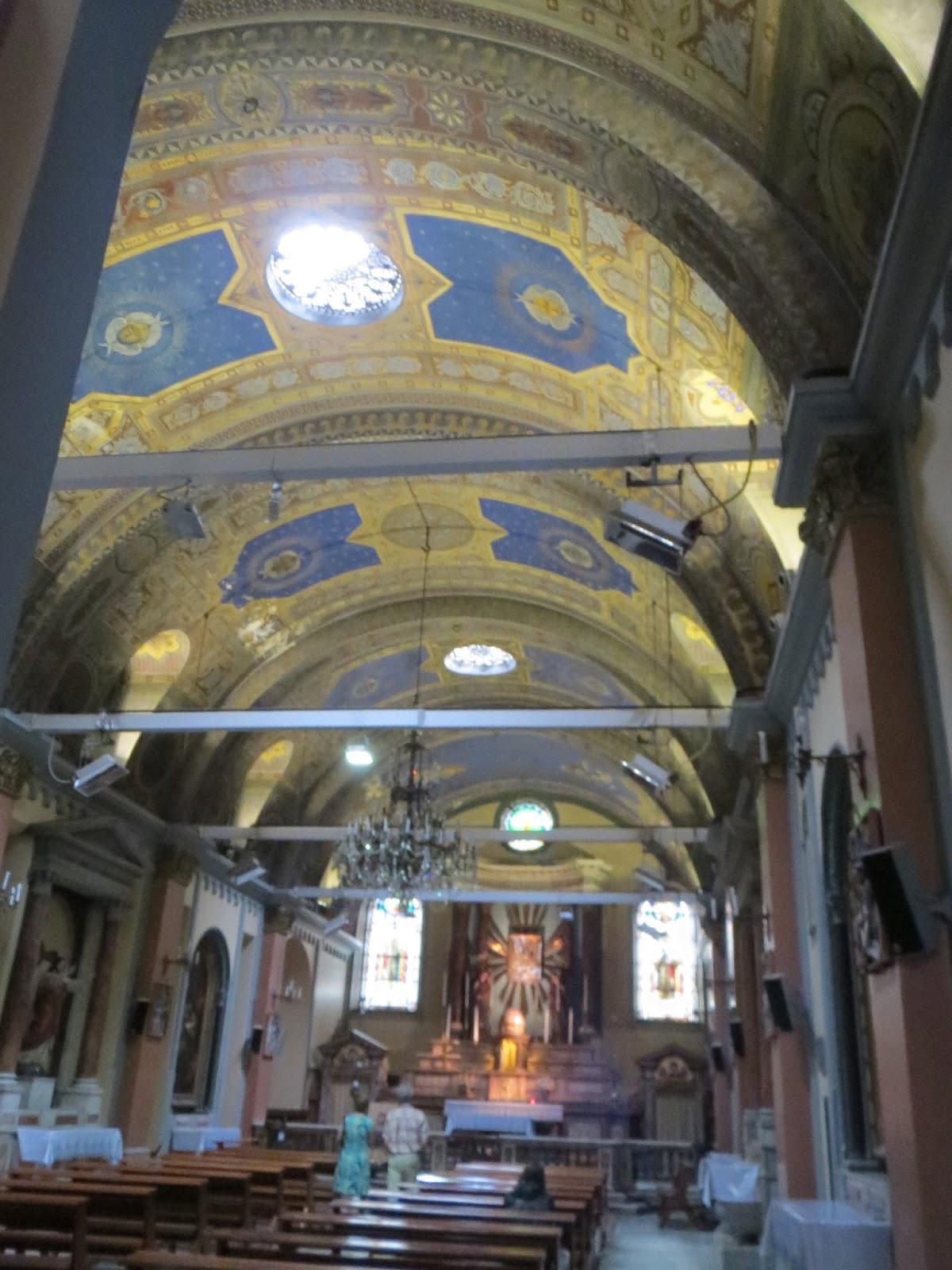 londinoupolis: Roman Catholic Church St Mary Draperis, Istanbul