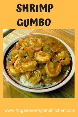 Shrimp Gumbo Recipe