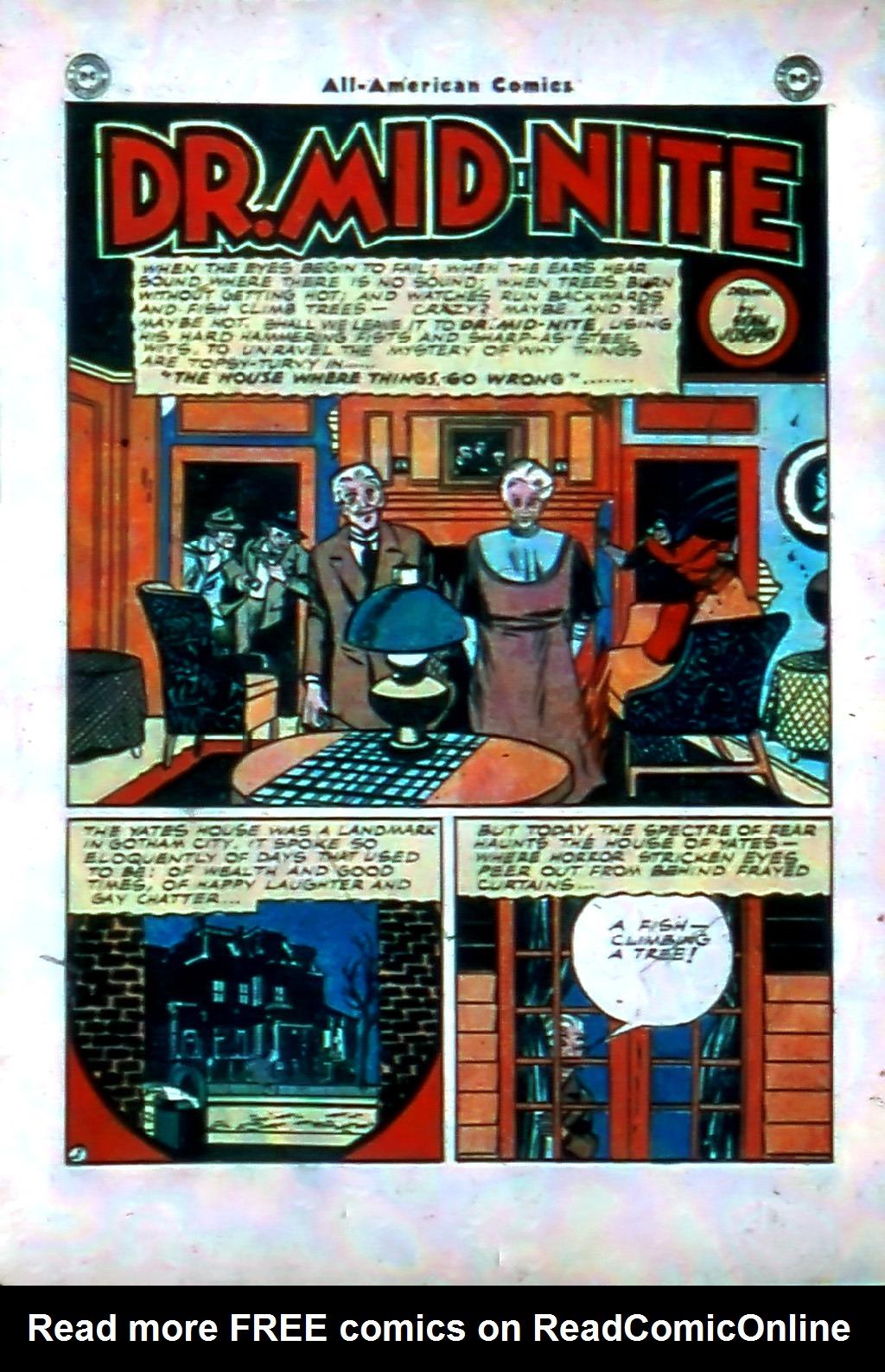 Read online All-American Comics (1939) comic -  Issue #74 - 19