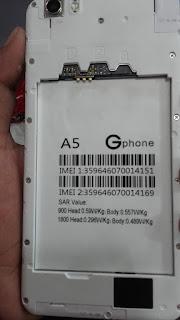 Gphone A5