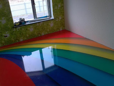 3d floor painting ideas for epoxy flooring