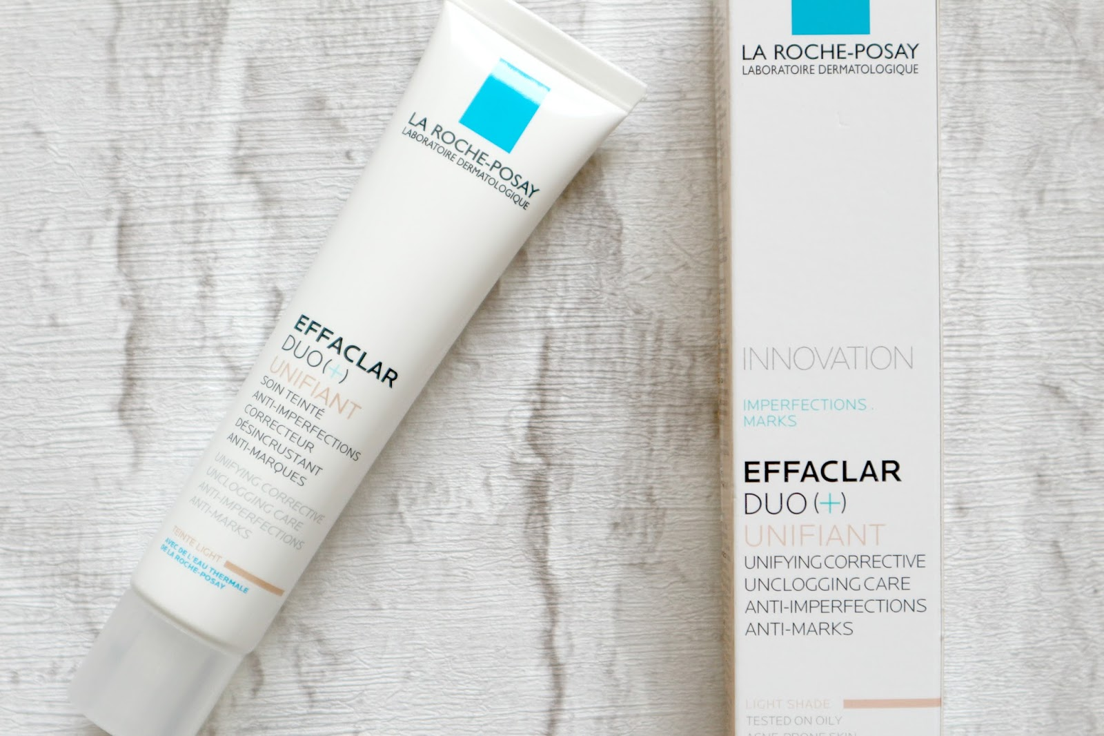 La Roche Posay Effaclar Duo Plus Unifiant