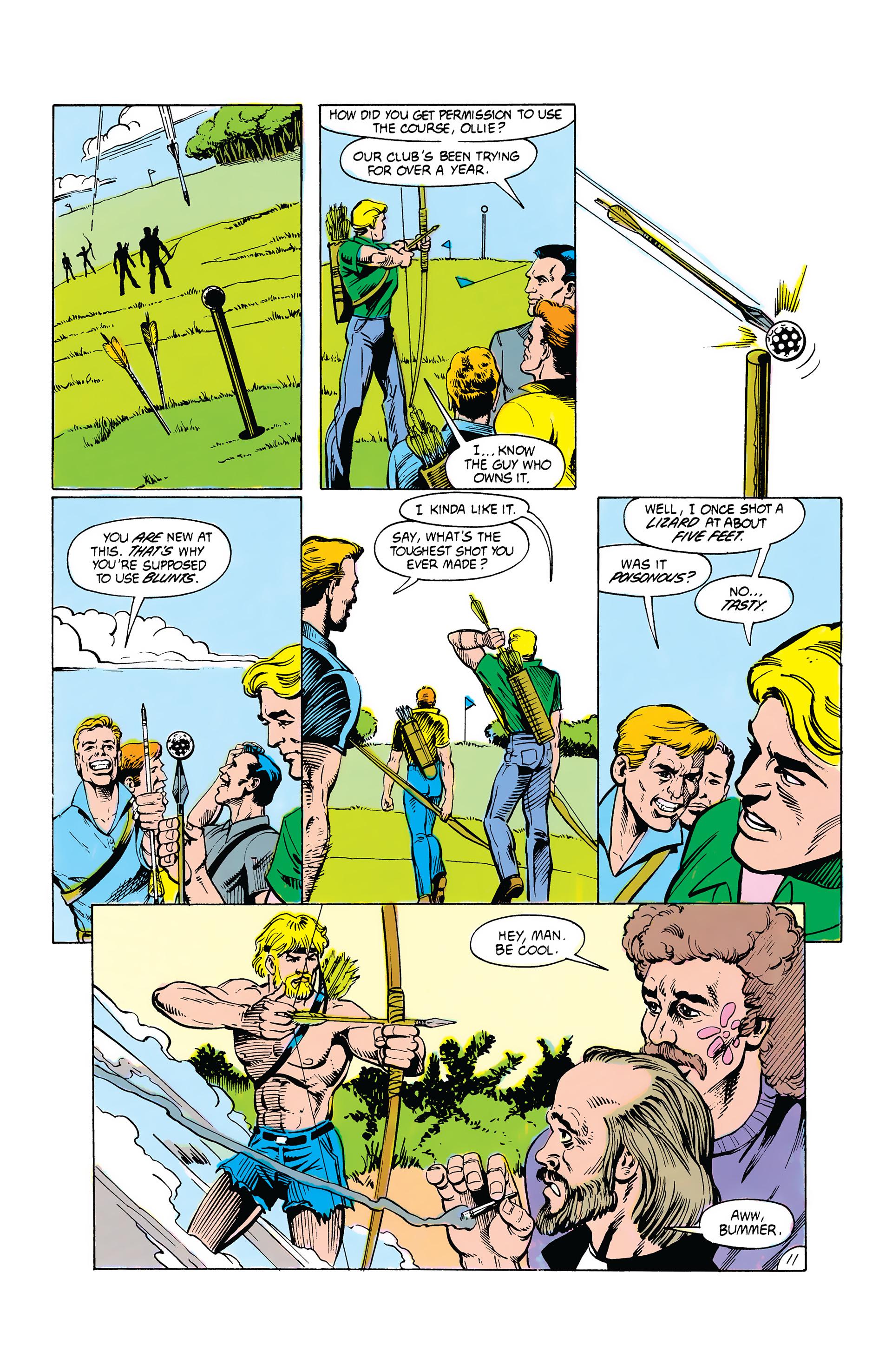 Read online Secret Origins (1986) comic -  Issue #38 - 11