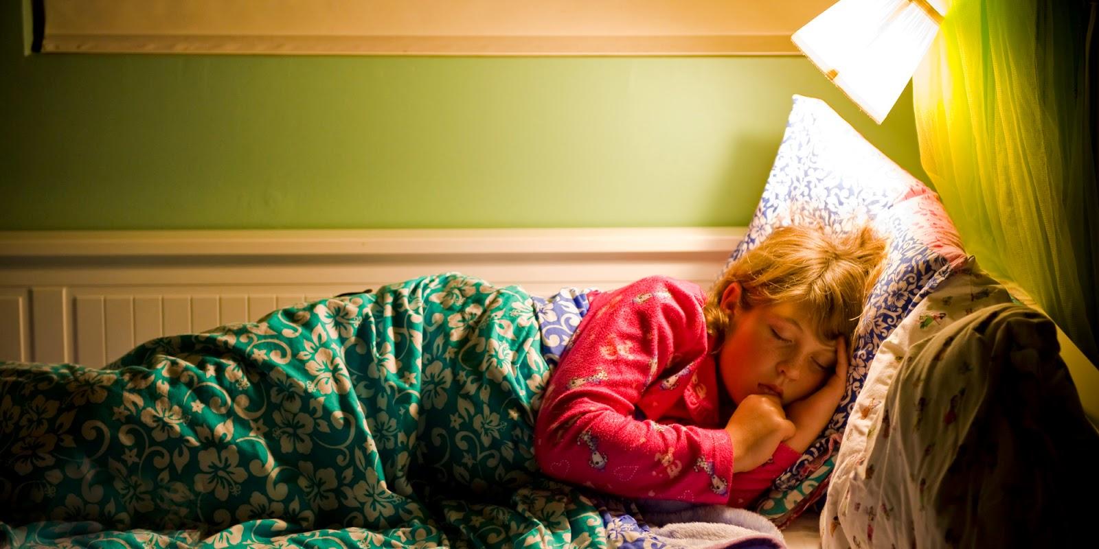 Tidur Dengan Lampu Menyala Ternyata Berbahaya