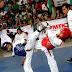 El Polyforum listo para el Regional de taekwondo