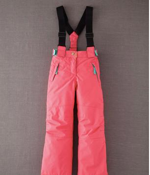 Mini Boden Ski Trousers Pink