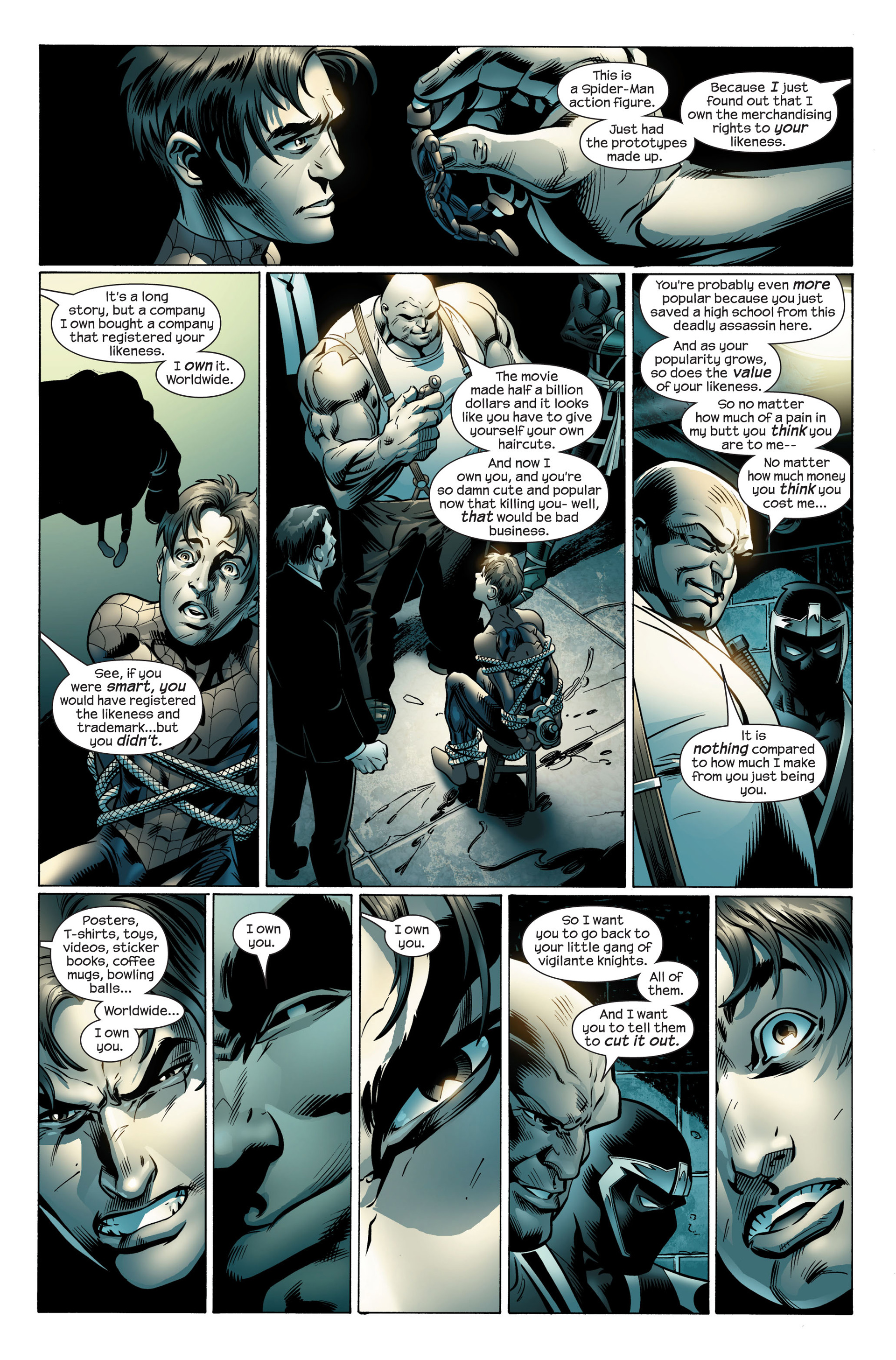 Read online Ultimate Spider-Man (2000) comic -  Issue #109 - 7