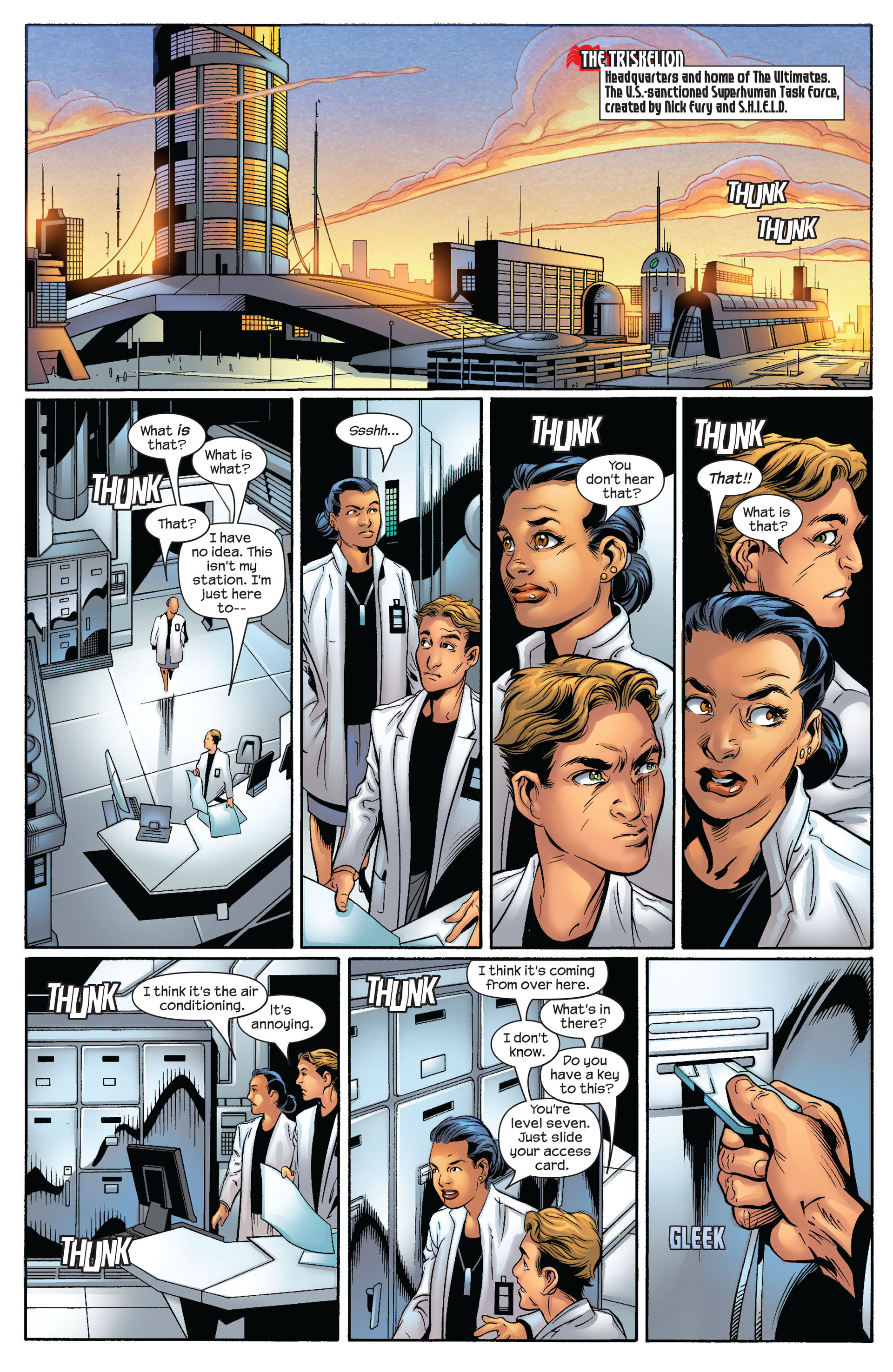 Read online Ultimate Spider-Man (2000) comic -  Issue #54 - 14