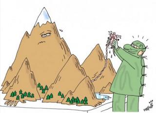 Parturient montes, nascetur ridiculus mus olino  - Soluzione ridicola per la crisi della Giunta Comunale