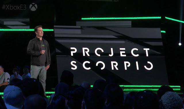 La tienda americana de Microsoft nos permite pre-comprar la Project Scorpio