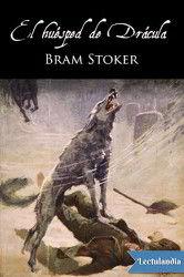 Portada del libro completo El huésped de Drácula para descargar en pdf gratis