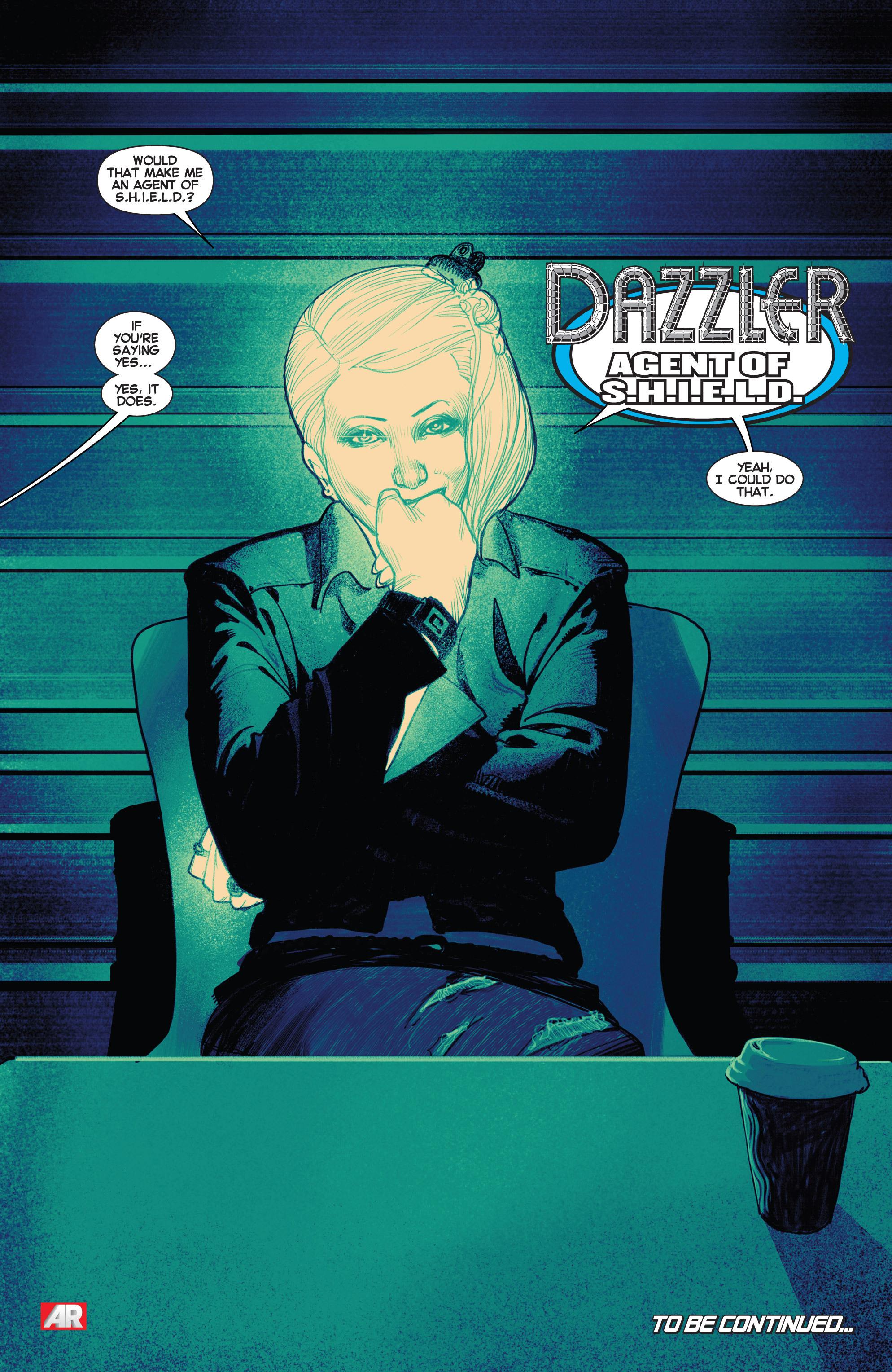 Read online Uncanny X-Men (2013) comic -  Issue #6 - 18