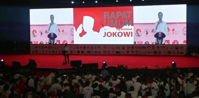 Seru Jangan Takut Berkelahi, Mantan Relawan Minta Polisi Berani Tangkap Jokowi