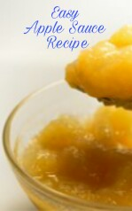 Easy Apple Sauce Recipe