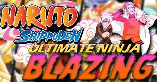 Download Ultimate Ninja Blazing Mod Apk High Attack God Mod