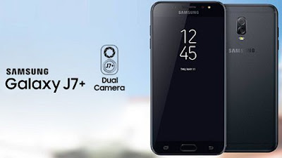 Cara Screenshot Samsung Galaxy J7 Plus