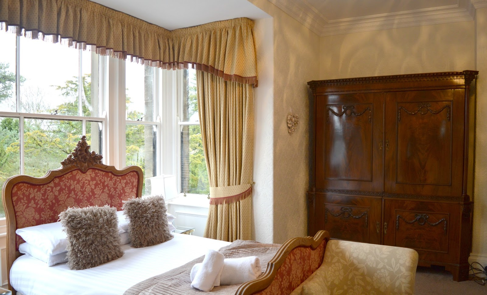 Horton Grange Country House Hotel - The Alnwick Room