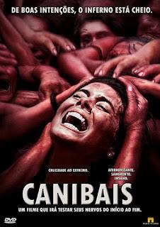 Canibais - BDRip Dual Áudio