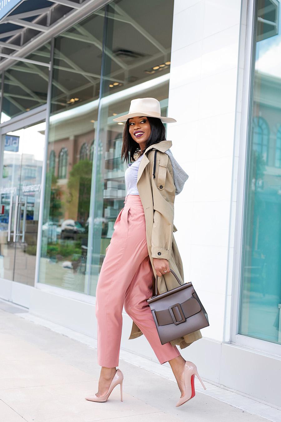 stella-adewunmi-of-jadore-fashion-shares-zara-trench-coat-wool-hat-for-fall