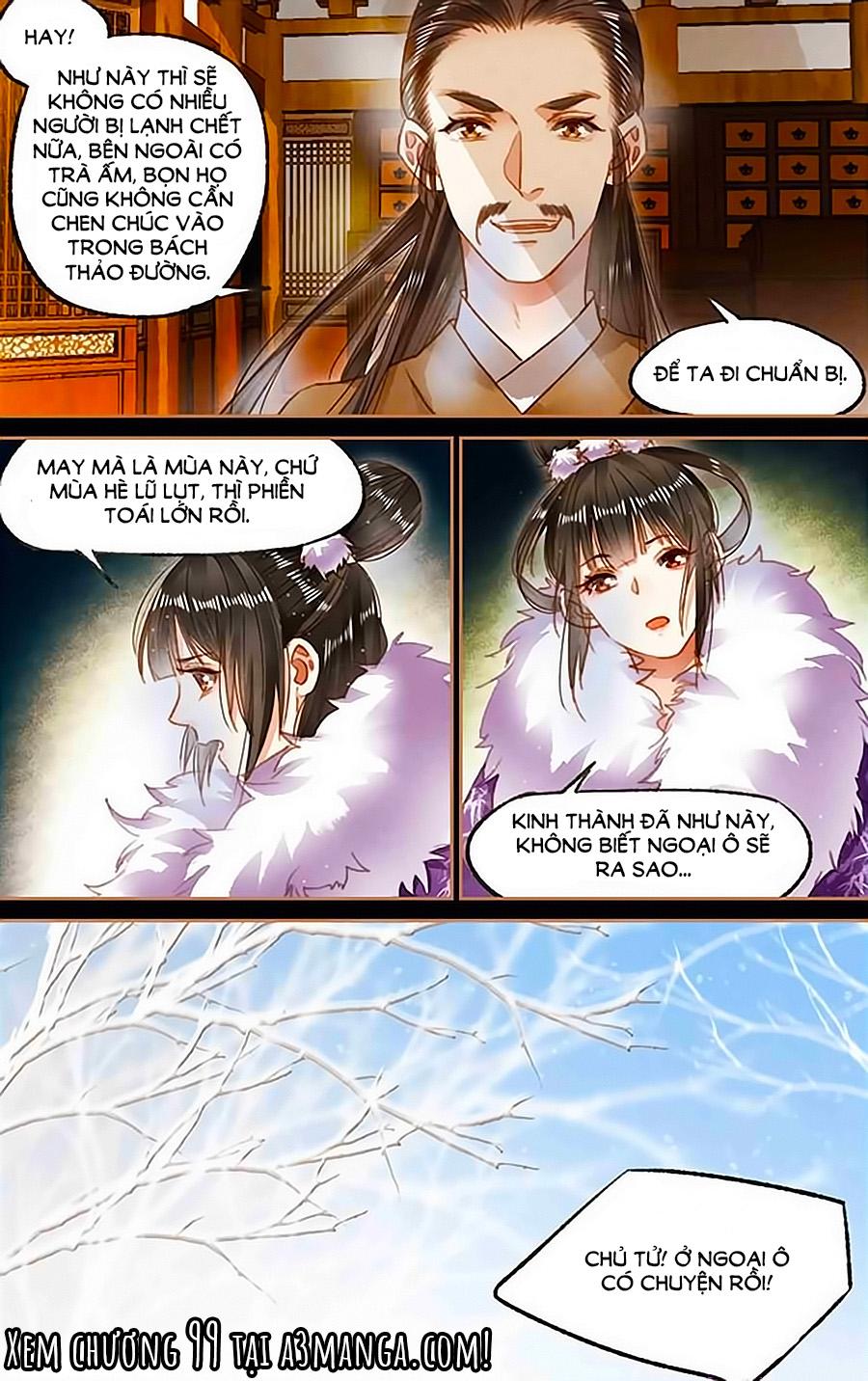 Thần Y Đích Nữ Chap 98 - Trang 8