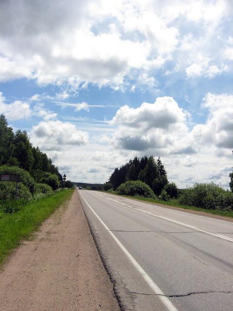 рузский район, недалеко от села колюбакино