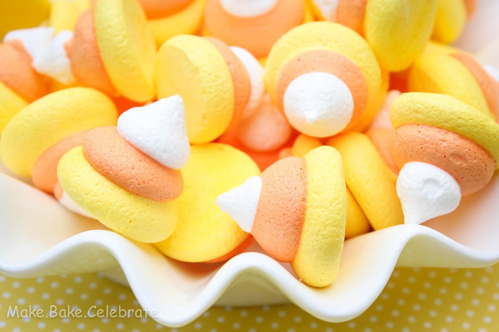 Mbc Candy Corn Week Candy Corn Meringues Printable
