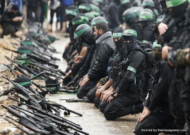 Komando Darat Al-Qassam