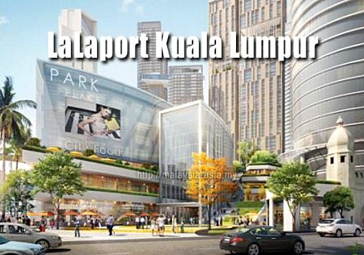 LaLaport MAll Kuala Lumpur