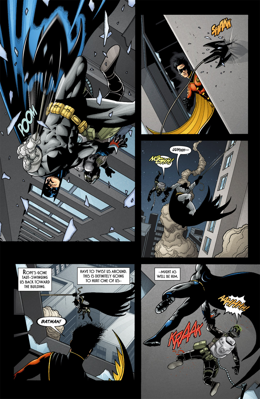 Detective Comics (1937) 830 Page 20