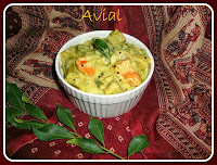 image of Kerala Avial Recipe / Aviyal Recipe ( Kerala Style) / Kerala Aviyal recipe