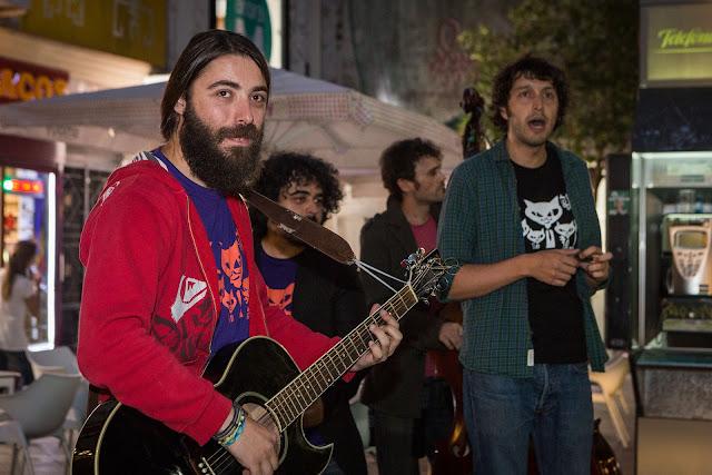 Resultado de imagen de GATOS BIZCOS GRUPO MUSICAL