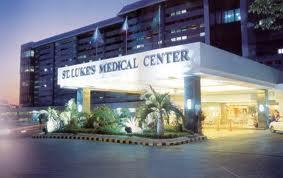 St Lukes Medical Center, Quezon City, Philippines