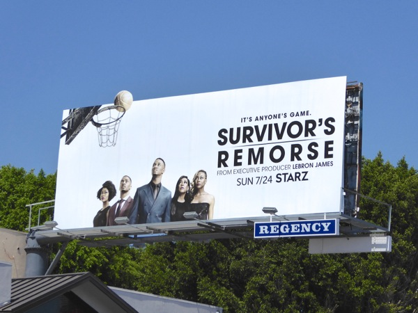 Survivors Remorse season 3 billboard