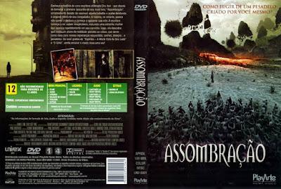 Filme Assombração (Gwai Wik) DVD Capa