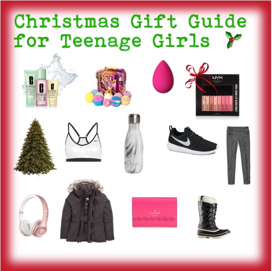Gift Guide for a Teenage Girl