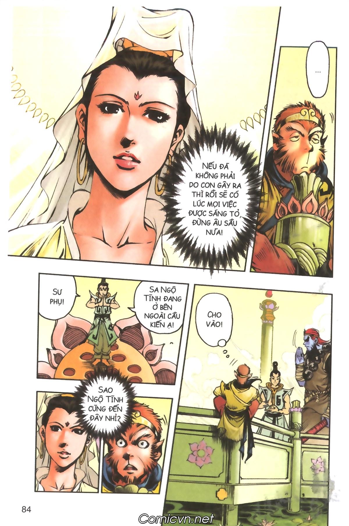 Tây Du Ký màu - Chapter 103 - Pic 10