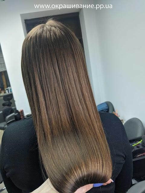 Русые цвета волос