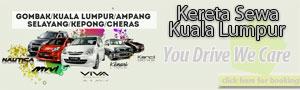 Car Rental - Kuala Lumpur