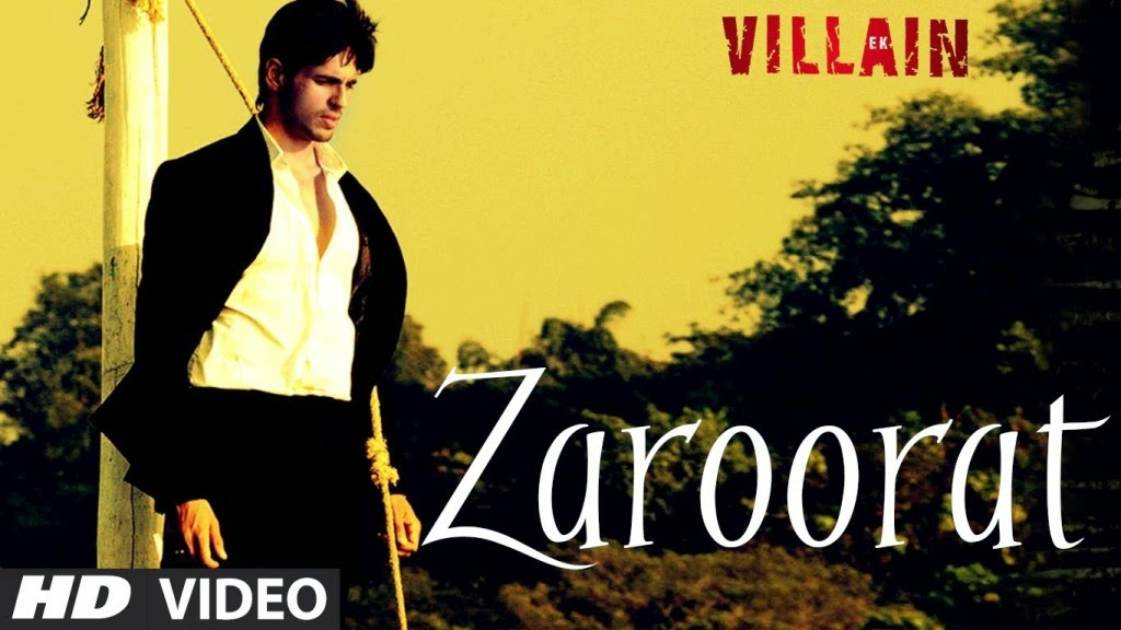 Zaroorat - Ek Villain (2014) Full Music Video Song Free Download And Watch Online at worldfree4u.com
