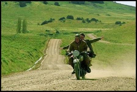 Diarios de motocicleta (Walter Salles, 2004)