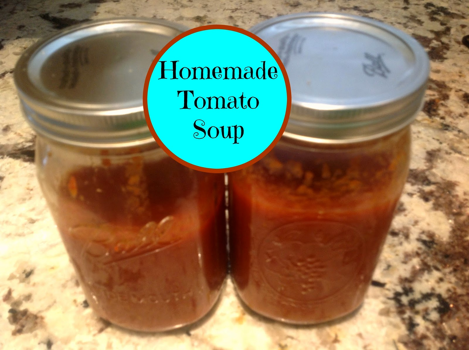 homemade fresh tomato soup