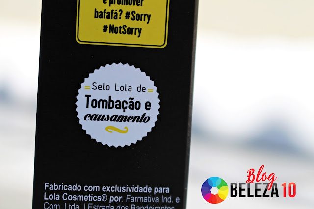 RESENHA LOLA ÓLEO MULTIFUNCIONAL CABELO & CORPO LOLA COSMETICS