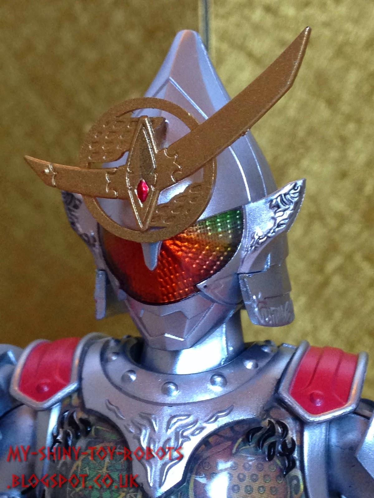 S.H. Figuarts Kamen Rider Gaim Kiwami Arms