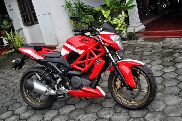Harga pasaran sepeda motor yamaha byson bekas second 2011 2012 2013 2014 2015 murah terbaru