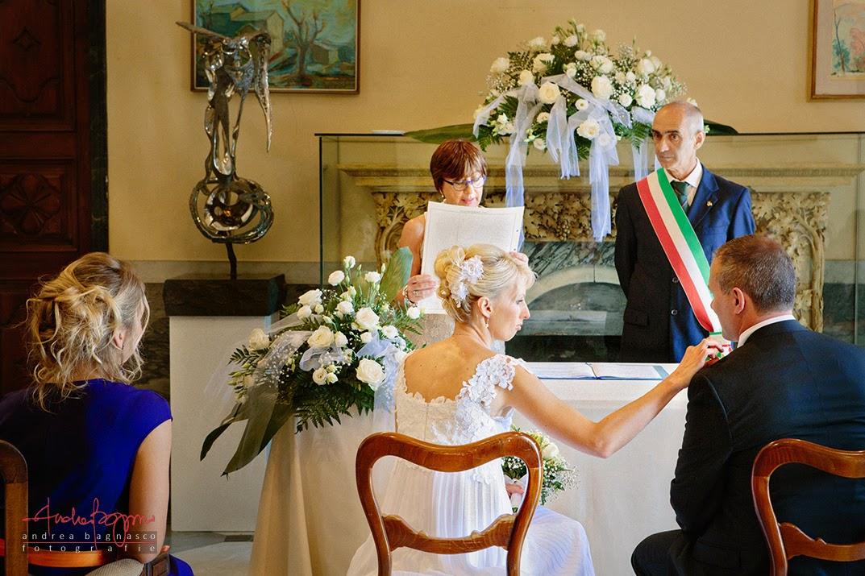 celebrazione matrimonio civile villa Cambiaso Arenzano