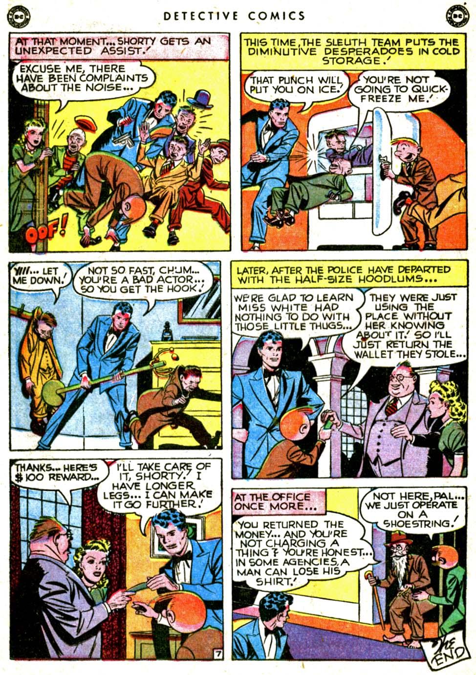 Read online Detective Comics (1937) comic -  Issue #144 - 30