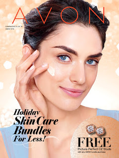 Avon Skin Care Specials Book C24 C25 2016
