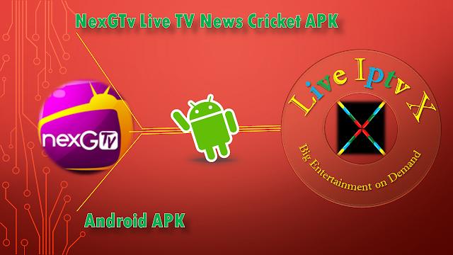 NexG Tv  APK